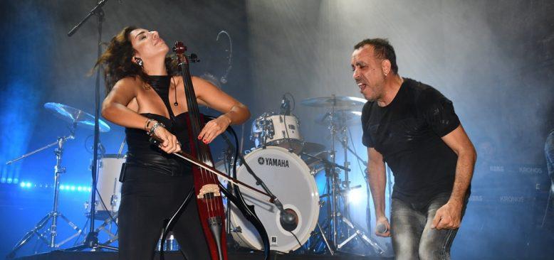 Haluk Levent Berlin'de muhteşem bir konser verdi