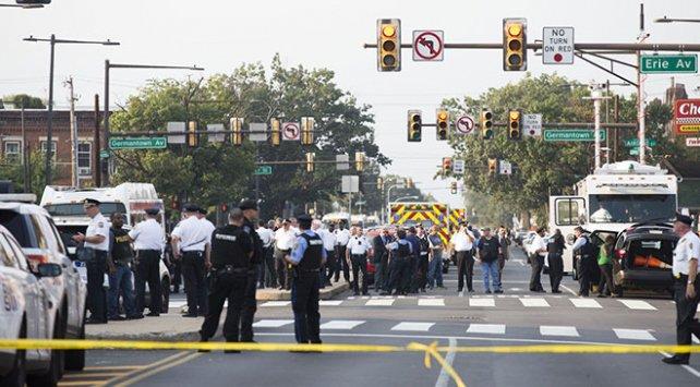 ABD'nin Philadelphia kentinde silahlı saldırı