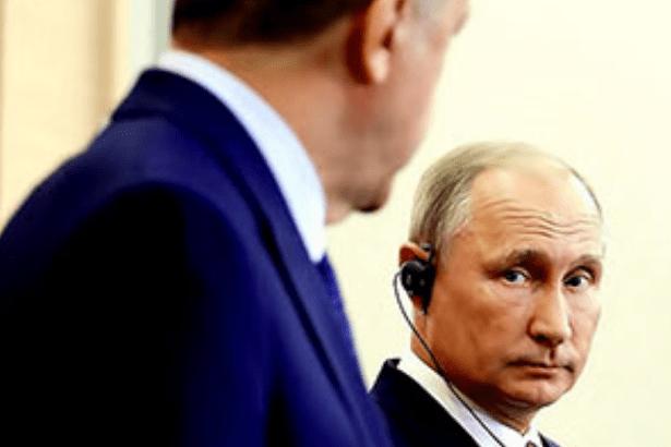 Alman medyası: Putin Suriye'de 'savaşsız' zafer kazandı