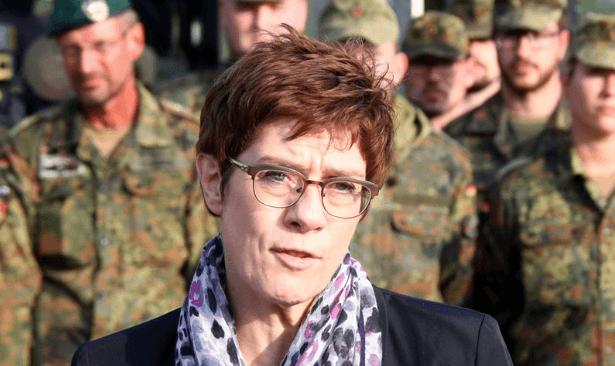 Almanya Savunma Bakanı'ndan Erdoğan'ı çıldırtacak 'saptama'
