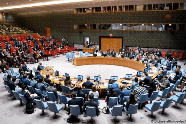 BM'de Türk ve Suriyeli temsilciler arasında tartışma yaşandı
