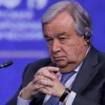 BM Genel Sekreteri'nden Suriye'de Taraflara İtidal Çağrısı
