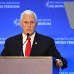 Başkan Yardımcısı Mike Pence Türkiye'ye Gidiyor