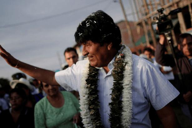 Bolivya seçim kurulu Morales'in zaferini ilan etti