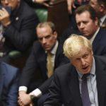 Boris Johnson'ın Erken Seçim Talebine Parlamentodan Ret