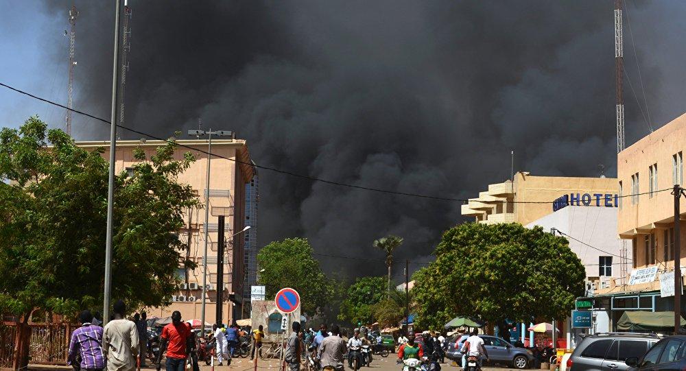 Burkina Faso'da silahlı saldırı: 20 kişi yaşamını yitirdi