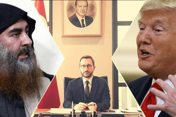 Cumhurbaşkanlığı İletişim Başkanı: ABD'nin eli kanlı bir teröristi adalete teslim etme çabalarına destek olmaktan memnuniyet duyduk