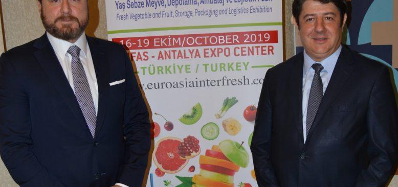 Türkiye`nin ihracat projesi Interfresh`te geri sayım başladı