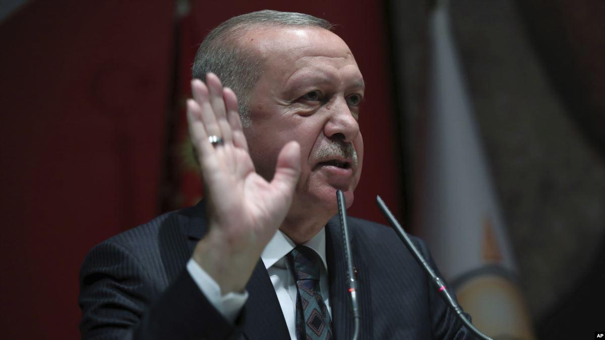 Erdoğan'dan YPG Koşullu Barış Pınarı Harekatı'nı Durdurma Teklifi