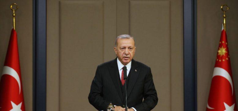 Erdoğan: 'ABD Askerleri Bölgeden Çekilmeye Başladı'