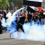 Irak'da eylemlerde ölü sayısı 105'e çıktı