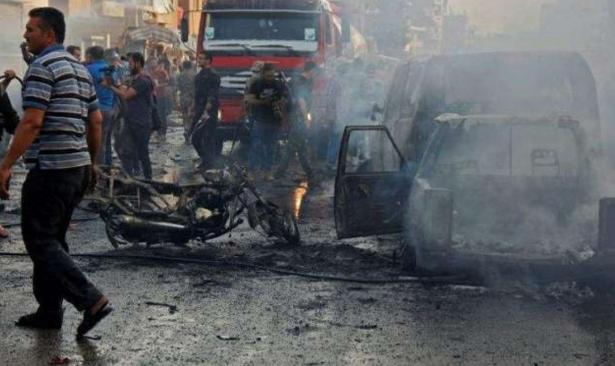 Kamışlı'daki saldırıyı IŞİD üstlendi