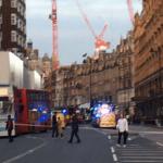 Kimyasal sızıntı ihbarı üzerine Londra polisi alarma geçti