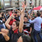 Lübnan'da Protestolar da Siyasi Belirsizlik de Sürüyor