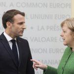 Macron ve Merkel'den Türkiye'ye Ortak Çağrı