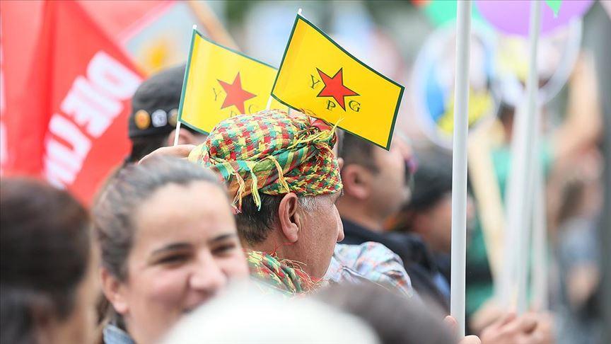 Alman makamları YPG/PKK'nın faaliyetlerine kayıtsız kalıyor