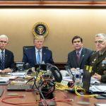 Pentagon'dan Bağdadi Açıklaması