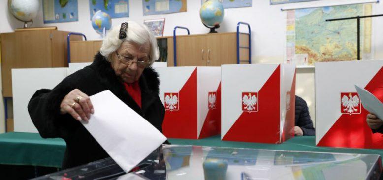 Polonya'da seçimlerin kazananı belli oldu