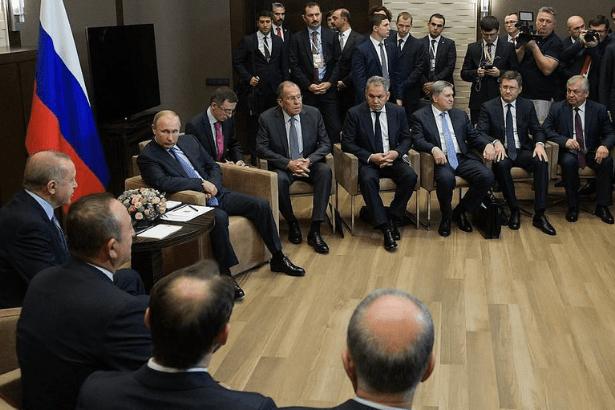 Putin ve Erdoğan'dan 10 maddelik mutabakat muhtırası