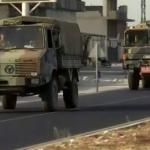Reuters'a konuşan Türk yetkililer Irak-Suriye sınırına saldırıyı doğruladı