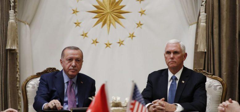 Erdoğan: 'ABD'nin Verdiği Sözler Tutulmazsa Harekat Devam Eder'