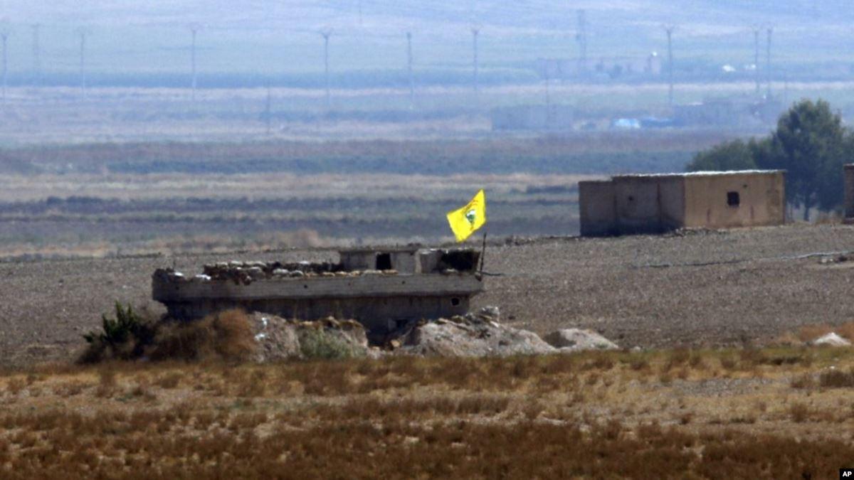 SDG Türkiye Sınırından Geri Çekiliyor