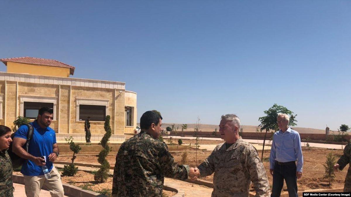 Senatörlerden Mazlum Kobani İçin ABD Vizesi Talebi