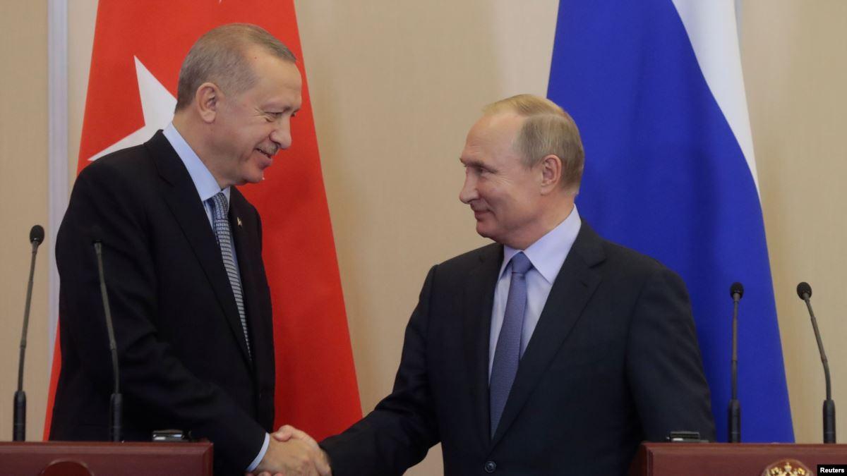 Soçi'de Mutabakat Sağlandı: Türk-Rus Ortak Devriyesi Başlıyor