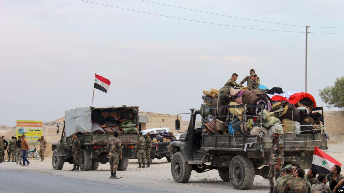 Soçi Mutabakatının Ardından Rus Jandarması Kobani'ye Girdi