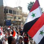 Suriye'de Türkiye'nin harekatı ve ABD askerlerine karşı halk gösterisi