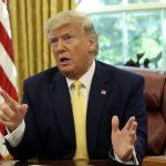 Trump: 'Maliye Bakanlığı Yaptırım Konusunda İlerlemeye Hazır'