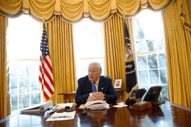 Trump: ABD askerlerinin bir kısmı Suriye'nin Ürdün ve İsrail sınırına çekilecek