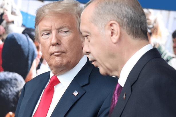 Trump: Türkler ve Kürtler'in iki çocuk gibi kavga etmesi gerekiyordu