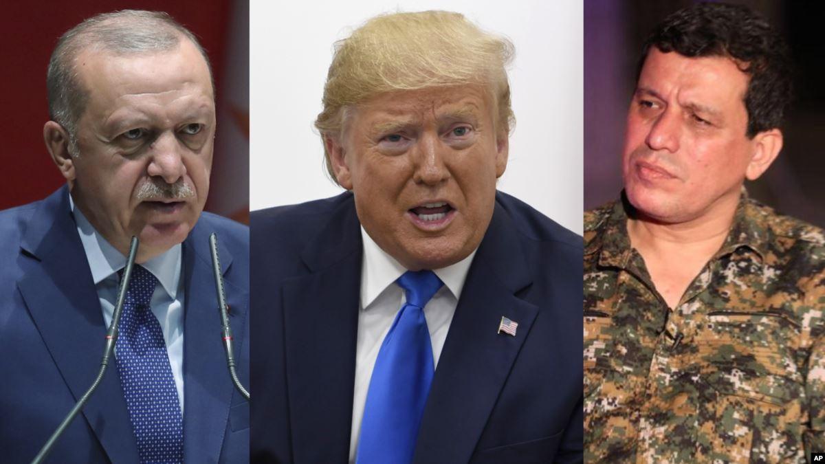 Washington'da Trump'ın Yaptırım Kararına Her İki Parti de Tepkili