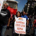 Yunanistan'da Bir Günlük Genel Grev