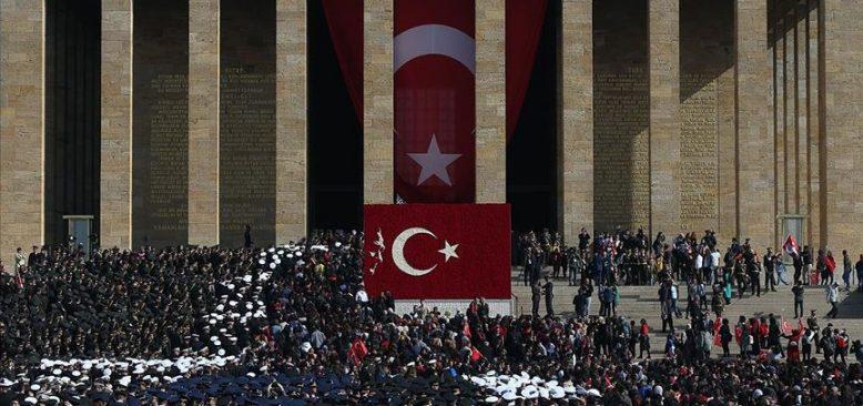 Cumhuriyet Bayramı tüm yurtta coşkuyla kutlandı