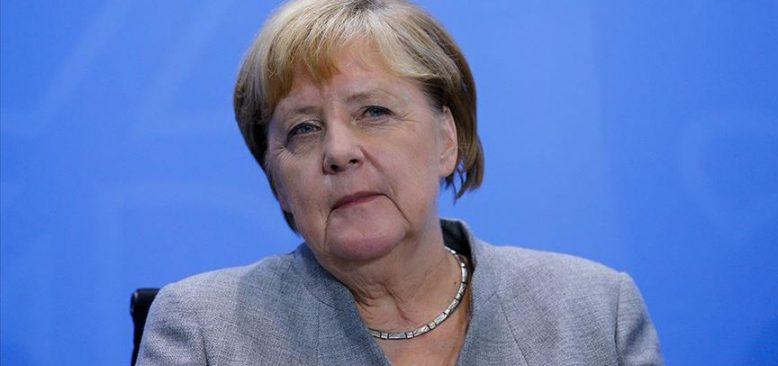 Merkel: Umuyorum ki ABD ile Çin bir uzlaşmaya varır