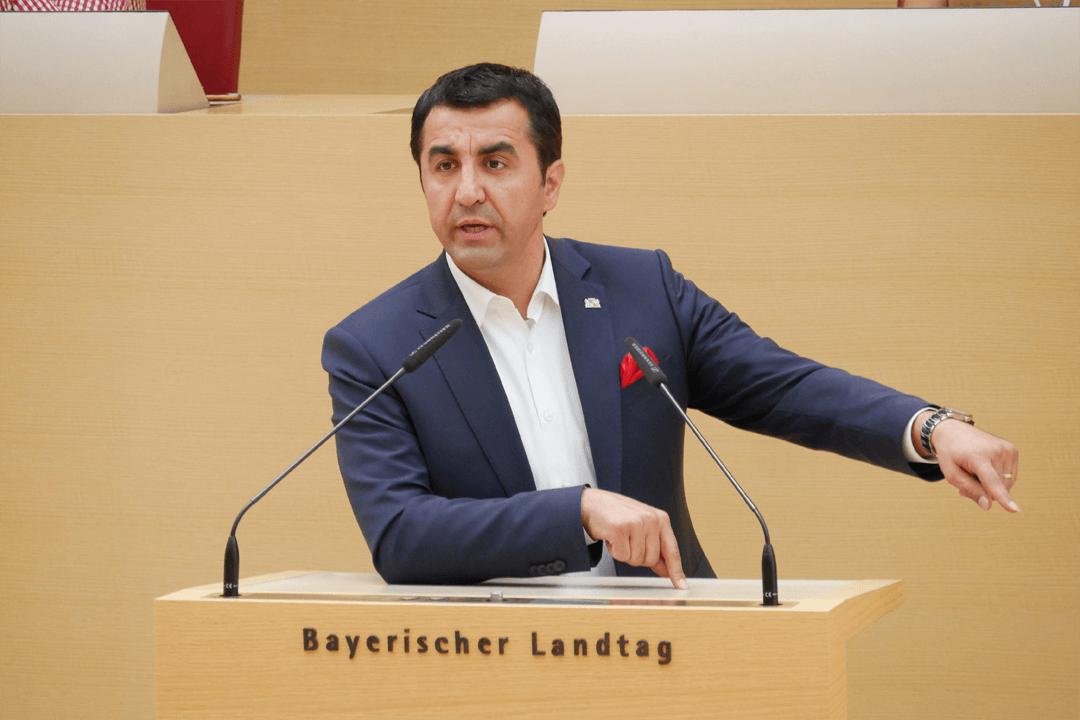 Bavyera'da tabutsuz defin kabul edildi