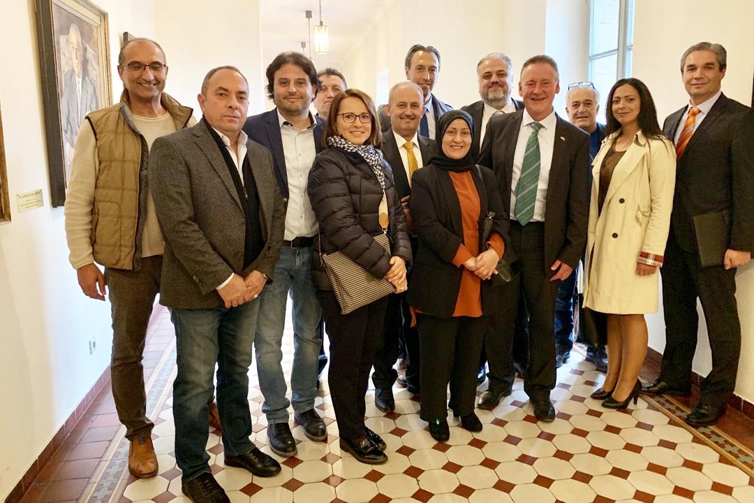 Türk Toplumundan Diyalog Atağı