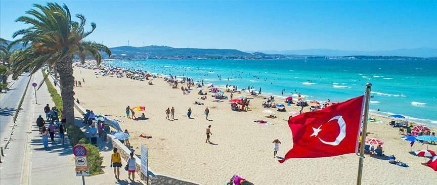 Türkiye'nin turizm geliri yüzde 22 arttı