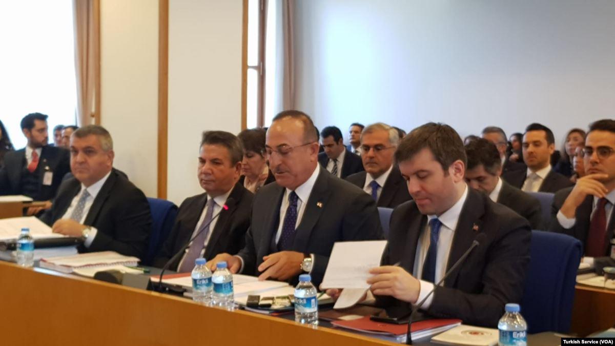 Çavuşoğlu: 'ABD Yönetimi bizimle aynı noktada duruyor'