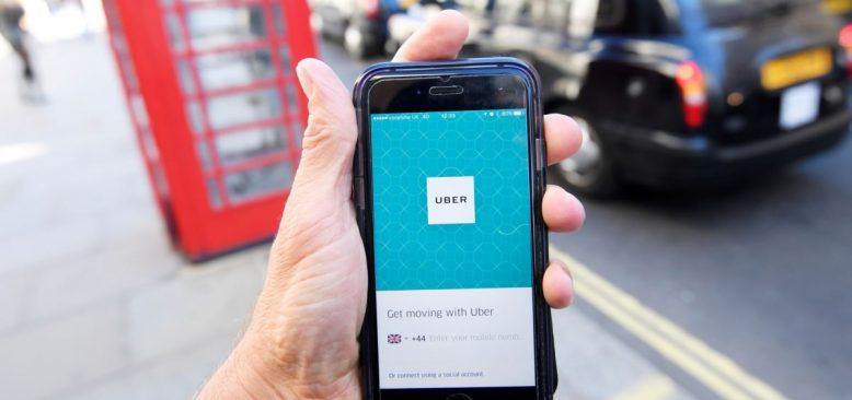 Özel Taksi Şirketi Uber Londra Ruhsatını Kaybetti