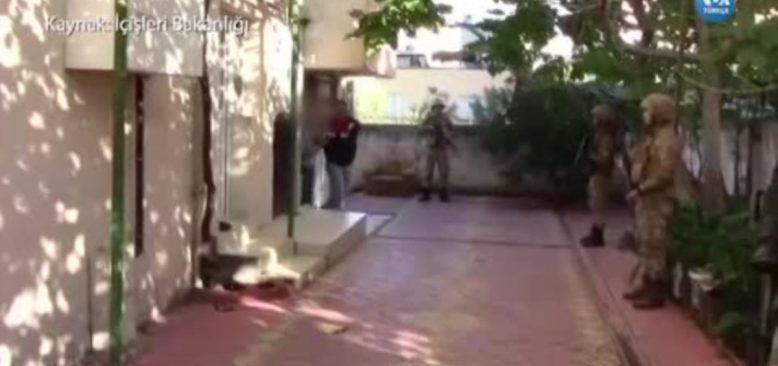 İçişleri Bakanlığı'ndan Beş İlde IŞİD Operasyonu