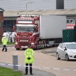İngiltere'de kamyon arkasında ölü bulunanların kimlikleri açıklandı