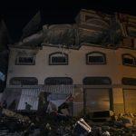 İsrail Gazze ve Şam'da İki Evi Vurdu