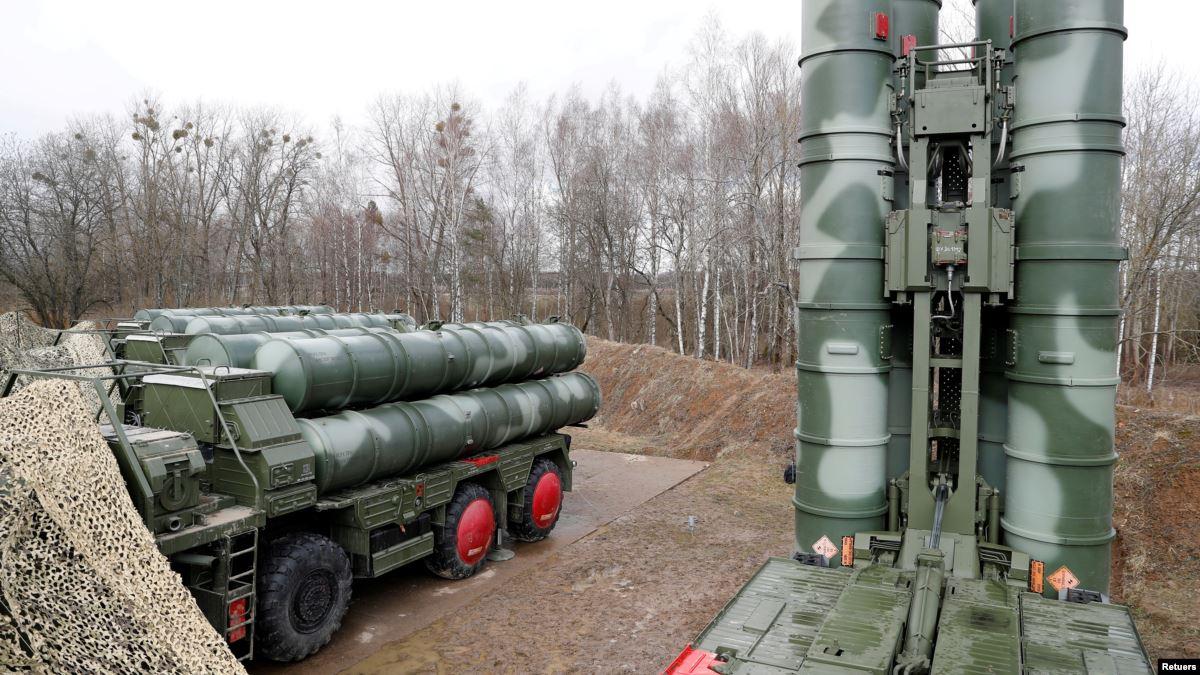 'Ankara'da S-400 Sistemi Test Ediliyor' iddiası