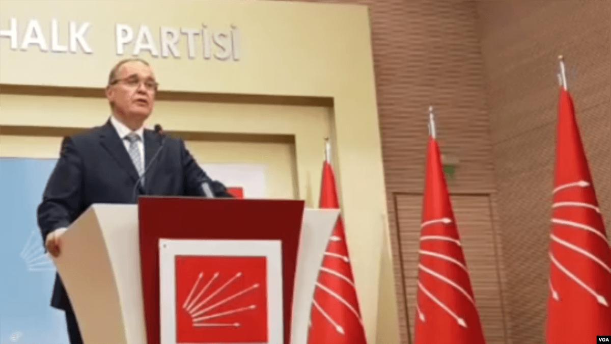 'CHP'yi Dizayn Etmeye Kimsenin Gücü Yetmez'