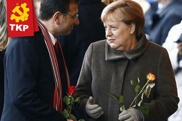 'İmamoğlu'nun Almanya gezisi ardından: Hanımefendi hizmetçi ararken...'