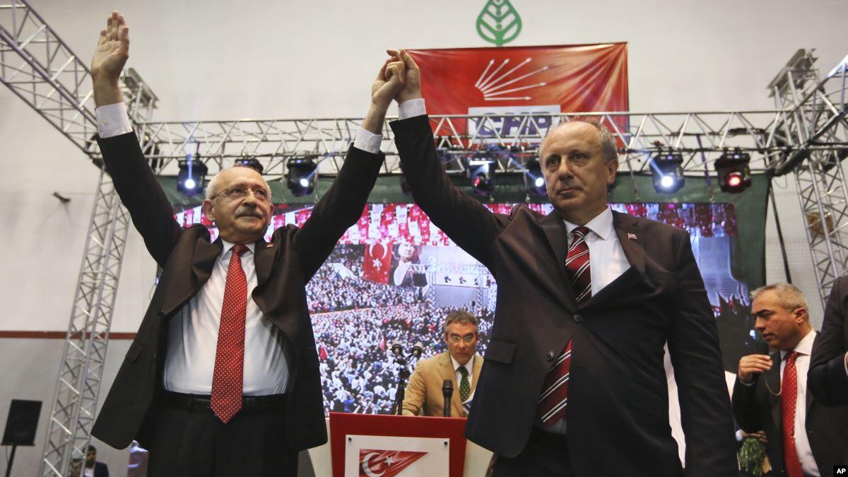 'Beştepe'deki CHP'li' Tartışması Alevleniyor: Son İddia Muharrem İnce