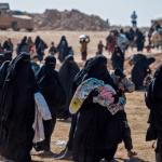 2 IŞİD'li kadın Kilis'te yakalandı